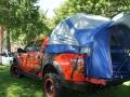 Napier Outdoors Truck Zelt