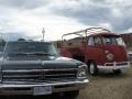 Acadian Custom SD, 1966 // VW Bulli 1962