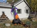 Halloween Hausdeko 1