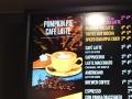 Kaffeekreation der Saison