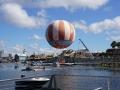 Disney Marketplace Heißluftballon