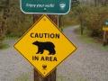Achtung: Bär