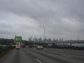 Einfahrt nach Seattle
