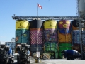 Zementfabrik in Granville Island