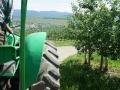 Davison Orchards Traktor-Zug