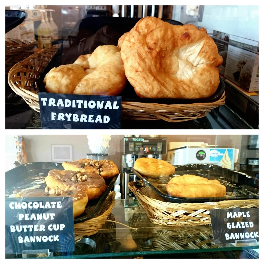 Kekuli Cafe - Bannock
