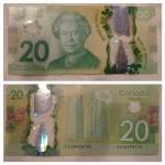 20 Dollarnote