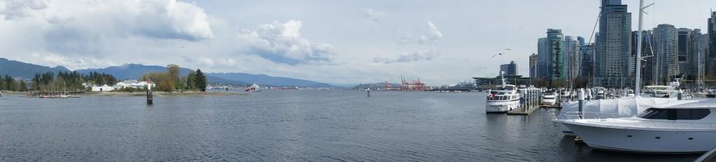Vancouver Downtownpanorama
