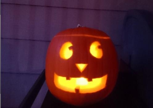 Happy Halloween & Bye Harper