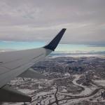 Calgary von onen