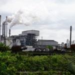 Zuckerrohrfabrik